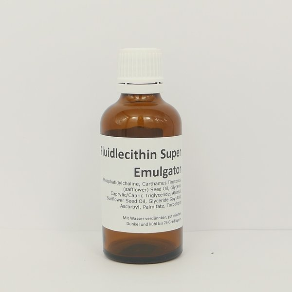 Emulgator Fluidlecithin Super 50ml