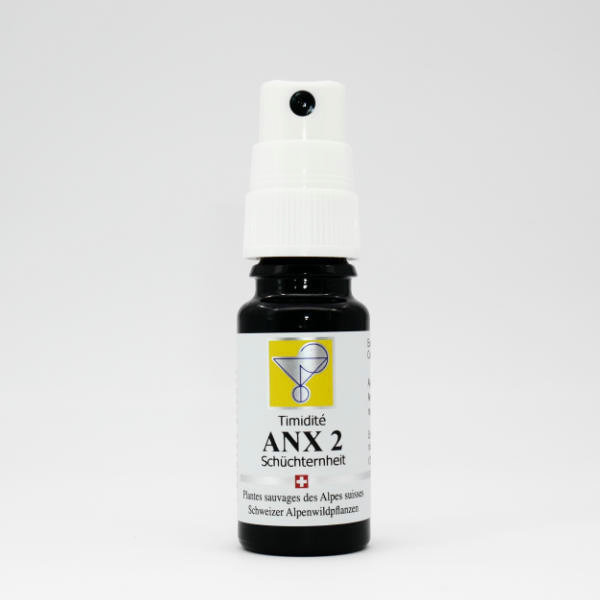 ODINELIXIR Blütenessenz Unsicherheit ANX 2 Spray 10 ml