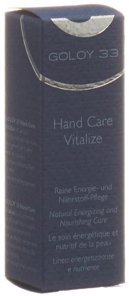 GOLOY 33 Hand Care Vitalize 20ml