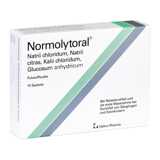 Normolytoral Pulver 10 Stk. Pick-Me-Up