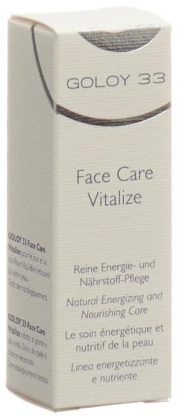 GOLOY 33 Face Care Vitalize 20ml